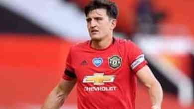 Photo of Harry Maguire selamat pulang ke England