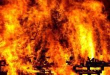 Photo of Warga emas rentung, penyewa lain sempat lari rumah terbakar