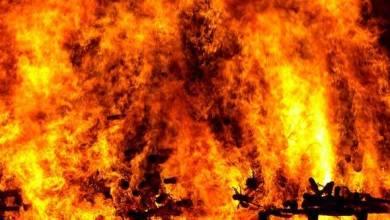 Photo of Blok asrama, kediaman guru terbakar