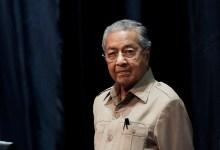 Photo of Dr. Mahathir sokong boikot produk Perancis