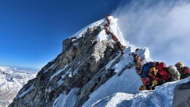 Photo of Gunung Everest dibuka walaupun kes Covid-19 meningkat