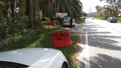 Photo of Daki Bukit Broga, 26 dikompaun, 2 ditahan