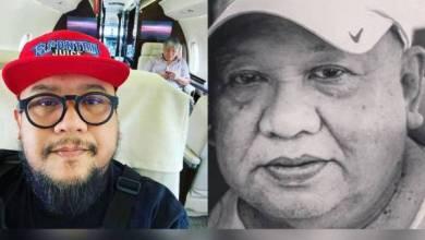 Photo of Bapa Afdlin Shauki meninggal dunia