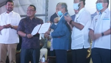 Photo of Dr. Mahathir umum peguam, Amir Khusyairi bertanding di PRK Slim