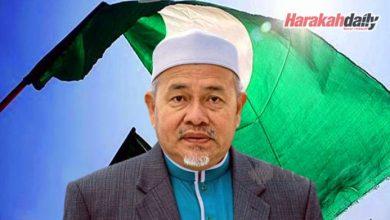 Photo of Pas tak kedekut, tak tamak meminta – Tuan Ibrahim