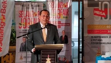 Photo of Selangor unjur 4.2 peratus kadar pengangguran 2020