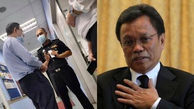 Photo of Shafie terkejut Guan Eng tak dibenar masuk Sabah