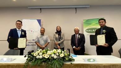 Photo of Halagel meterai perjanjian persefahaman dengan Wonder 7 Global