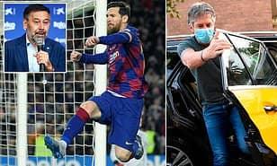 Photo of Messi buat pusingan-U, hampir 90 peratus kekal di Barcelona