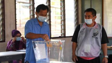 Photo of PRN Sabah: 58 peratus keluar mengundi setakat 3 petang