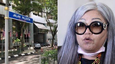 Photo of Siti Kasim mahu tahu alasan tukar nama ke Jalan Palestin