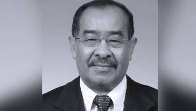 Photo of Aziz Shamsuddin meninggal dunia