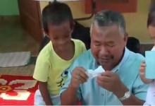 Photo of Ayah ini menangis bila sangkakan anak-anak lupa hari jadinya