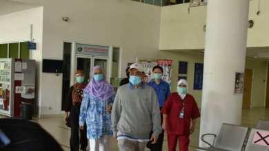 Photo of Hajiji sembuh Covid-19, dibenarkan pulang
