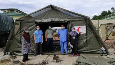 Photo of ATM bantu Kementerian Kesihatan sediakan hospital sementara di Pokok Sena
