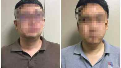 Photo of Dua lelaki dipercayai ah long ditahan