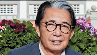 Photo of Pereka fesyen Kenzo Takada meninggal dunia akibat Covid-19
