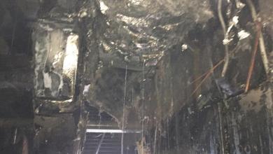 Photo of Bilik AHU IPPTAR Angkasapuri terbakar