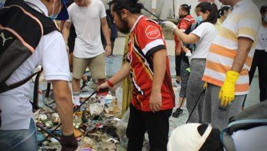 Photo of Halo prihatin bersihkan pantai Tanjung Harapan