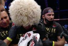 Photo of Khabib kekal kejuaraan UFC