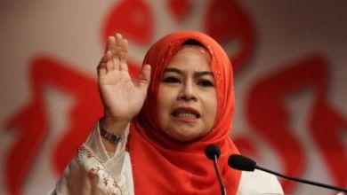 Photo of 'No DAP' – Wanita UMNO