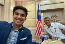 Photo of Apa yang dibincangkan Syed Saddiq dan Tengku Zafrul?