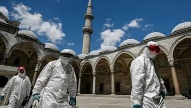 Photo of Lebih 40,000  petugas kesihatan positif COVID-19 di Turki