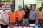 Kawanan Pencuri HP Diringkus Reskrim Polsek Banyuwangi