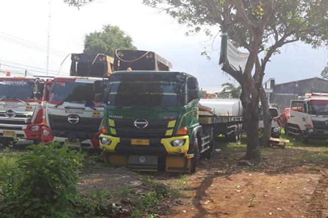 Kendaraan Logistik Tumpang Pitu Dipindahkan ke Desa Wonosobo
