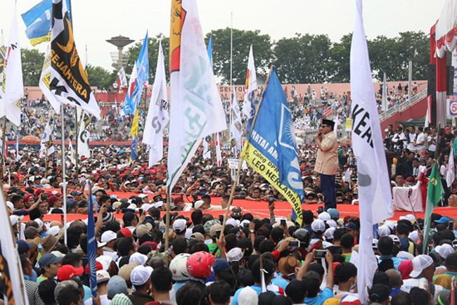 Prabowo: Bangsa Kita Dikuasai Elit Yang Tidak Cinta Bangsanya Sendiri