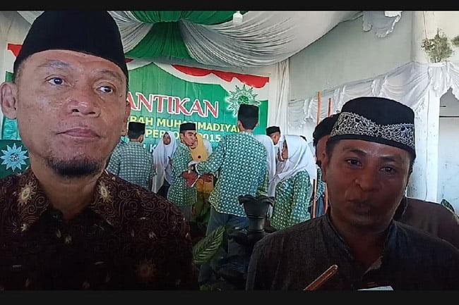 Baharuddin-Afiluhddin Pastikan Siap Bertarung di Pilkada Muna 2020