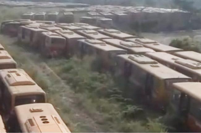 Mulanya Getah Getih, Bangkai Bus TransJakarta Naik ke Permukaan. Oleh: Dimas Huda,