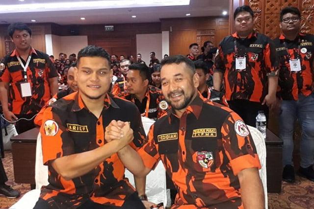 Teuku Aulia Arief Terpilih Menjadi Ketua Umum Pengurus Pusat Sapma