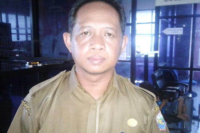 Kepala Bidang Kepemudaan Dinas Pemuda dan Olahraga Kabupaten Kotabaru (Kabid Kepemudaan Dispora Kotabaru) Fikri