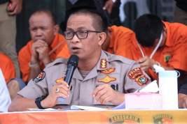 Polda Metro Jaya Bekuk Enam Pelaku Sindikat Curanmor Jabodetabek