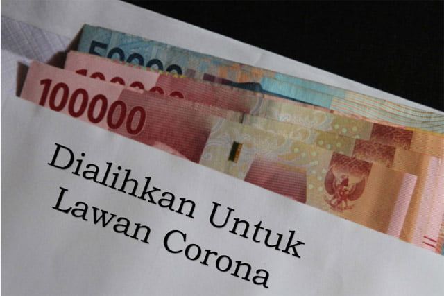 Baranusa Minta Gaji Eksekutif dan Legislatif Dialihkan Untuk Lawan Corona