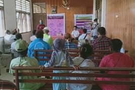 SKK Migas Pamalu Lakukan Penyuluhan Kesehatan di Kampung Yeflio Sorong