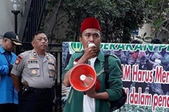 GPJ Kecam Statemen Dirlantas Polda Metro Jaya Pukul Mundur Takbir Keliling