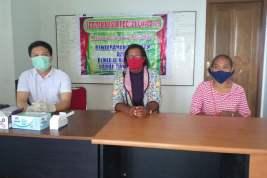 SKK Migas Pamalu Bersama KKKS Gelar Rapid Test di Kota Sorong