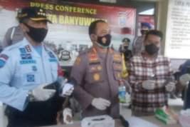 Lagi, Napi Kabur Berhasil Ditangkap Satreskrim Polresta Banyuwangi