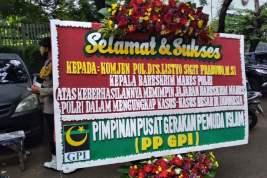 PP GPI: Karangan Bunga Untuk Kabareskrim Adalah Wujud Nyata Apresiasi Umat