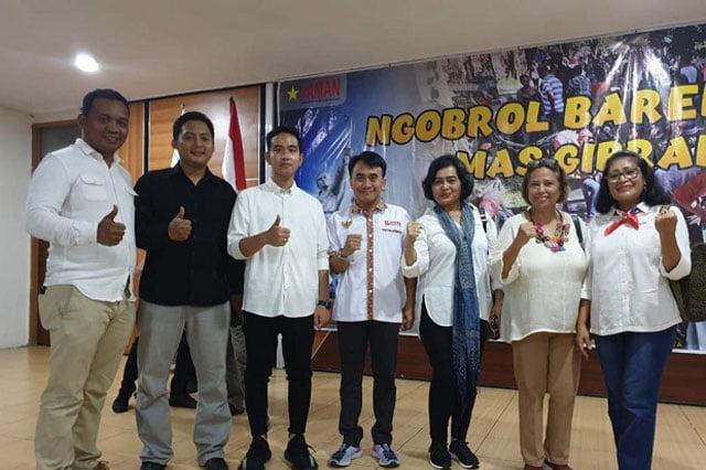Relawan Jokowi Sebut Gibran Korban Pembunuhan Karakter Ganda