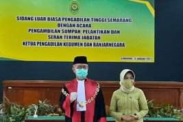 Ketua PT Semarang Cicut Sutiarso: Ojo Dumeh, Jangan Mentang-mentang