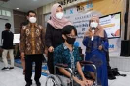 Bupati Banyuwangi Minta Fasilitas Kantor Pelayanan Publik Ramah Disabilitas