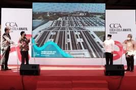 Coca Cola Amatil Sebut Kendala Kembangkan Teknologi EBT di Indonesia