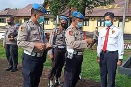 Propam Polda Kalbar Gelar Gaktibplin Ke Jajaran Polres Melawi