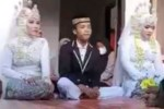 Warga Lombok, Qori Akbar Nikahi 2 Janda Cantik Sekaligus