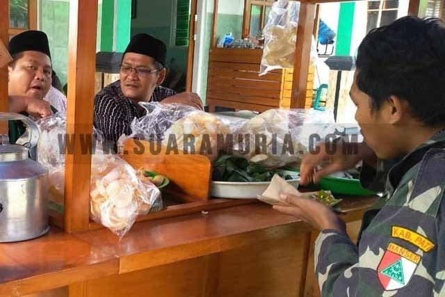 Ansor Pati Rintis Bisnis Angkringan di Semua Kecamatan