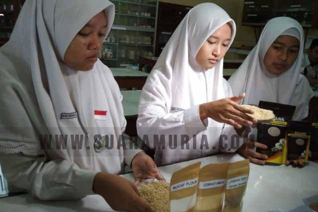 suara muria beras non padi