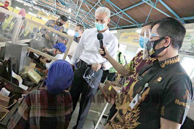 roda ekonomi di tengah pandemi